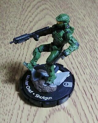 £1 • Buy Halo Actionclix Master Chief With Shotgun