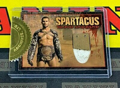 £11.27 • Buy Rittenhouse Spartacus Blood And Sand CC1 Andy Whitfield Incentive Relic Card