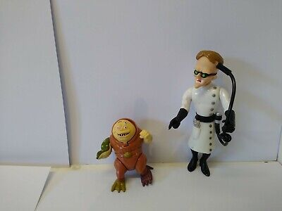 £11.99 • Buy Dr Karbunkle & Fred The Mutant Galoob Biker Mice From Mars Action Figure 1993