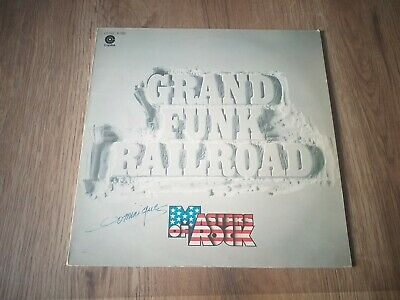 £3.42 • Buy Lp Rock Grand Funk Railroad  Masters Of Rock  1973 French