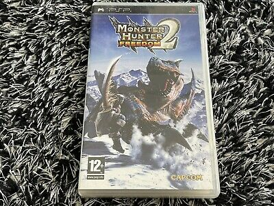 AU29.99 • Buy Monster Hunter Freedom 2 Sony Playstation Portable PSP Game Complete