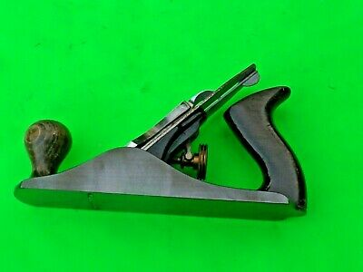 £90 • Buy Stanley Bailey No.4 Wood Plane In Original Box Base 247 X 63mm Weight 1.6kg