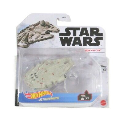 $9.99 • Buy Hot Wheels Star Wars Millennium Falcon 3.25 Inches Diecast Model With Stand