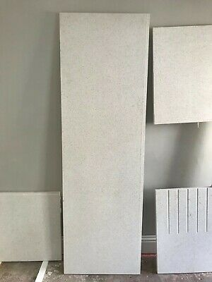 £50 • Buy Used White Quartz Worktop, 3 Separate Sections (forms L-shape)