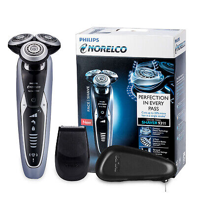 AU179.99 • Buy Philips Norelco Shaver Series 9000 S9311/84 Men's Electric Shaver Color Sliver