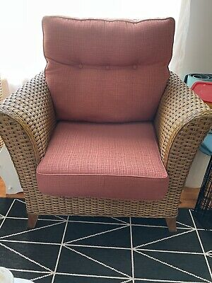 AU800 • Buy Rattan Cane Wicker Outdoor Indoor Couch Lounge Setting!