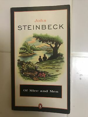 £0.72 • Buy Of Mice And Men By John Steinbeck (1993, Mass Market)