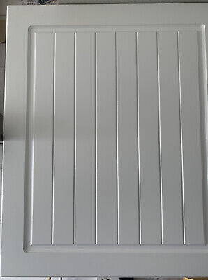 £100 • Buy B & Q Kitchen Cabinet Doors White Country Style 12 Items