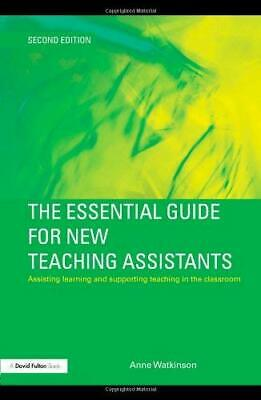 £3 • Buy Essential Guide For New Teaching Assistants : Assisting Learning