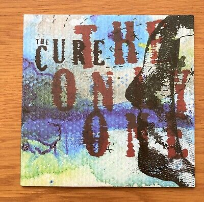 AU29.88 • Buy THE CURE The Only One ORIGINAL 2008 UK 7  VINYL SINGLE IN PICTURE SLEEVE