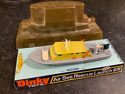 £22.95 • Buy Dinky Toys 678 Air Sea Rescue Launch RAF