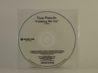£2.96 • Buy TRUE PSEUDO FREAKING ME OUT (H1) 7 Track Promo CD Single Plastic Sleeve CALAMITY