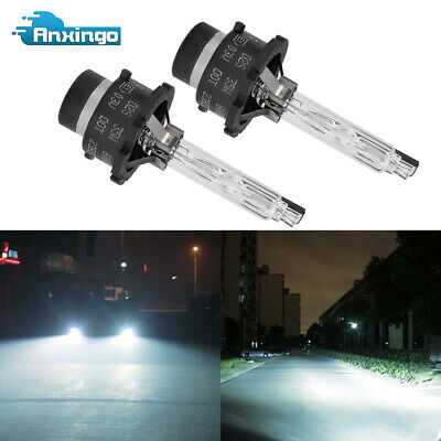 $13.62 • Buy 2* D2S 35W 6000K HID Xenon Bulbs (Replaces Philips Osram D2S 66040)