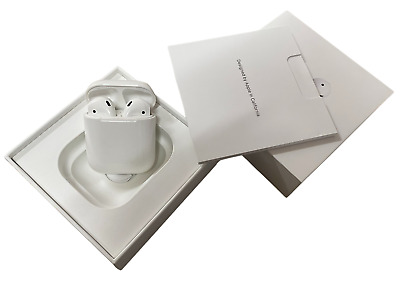 $ CDN100.70 • Buy OEM Original Apple AirPods 2nd Generation With Charging Case - White MV7N2AM/A