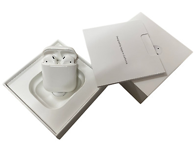$ CDN75.52 • Buy OEM Original Apple AirPods 1st Generation With Charging Case - White MMEF2AM/A
