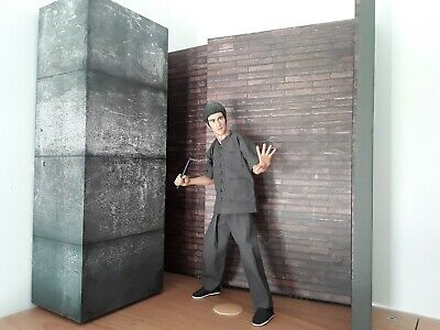 $417.09 • Buy Bruce Lee Figure 1/6 Enterbay 1:6 Box Accessories The Way Of The Dragon Movie
