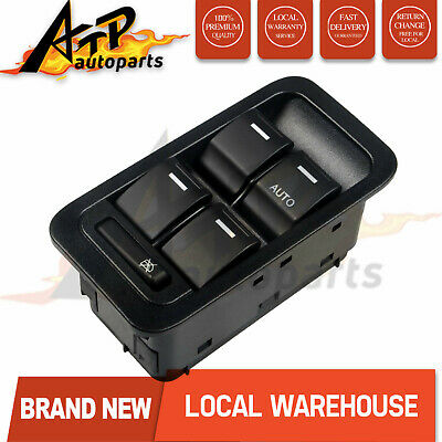 AU24.40 • Buy Fit For Ford Territory SX SY SZ Master Window Switch Non-Illumination 2004-2014