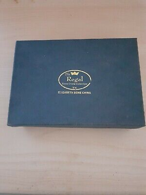 £5 • Buy The Regal Bone China Collection Trinket Dish In Box