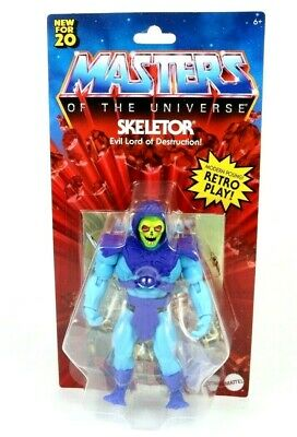 $29.99 • Buy Skeletor Masters Of The Universe Origins 5.5 Inch Action Figure In Hand New Wave