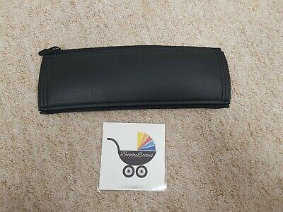 £19.95 • Buy Genuine Bugaboo Cameleon 3 Buffalo Leather-look Upgrade Cover For Bumper BAR!