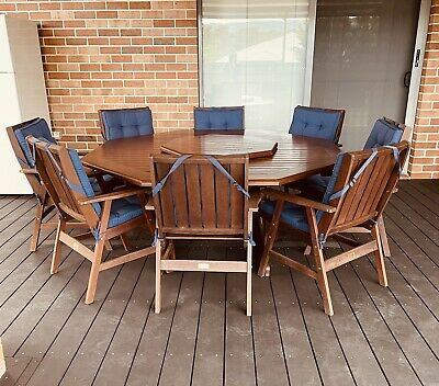 AU500 • Buy Timber Outdoor Setting