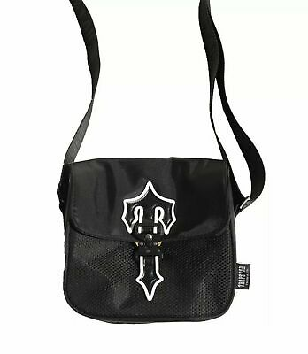 $118.12 • Buy Trapstar Irongate T Cross-Body Bag Black ✅ Brand New. Fast UK Dispatch🚚 IN HAND