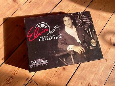 £50 • Buy ELVIS The Ultimate Film Collection - Graceland Edition Brand New