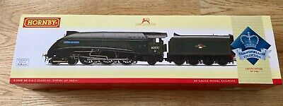 £175 • Buy Hornby R3008 BR 4-6-2 Class A4 Empire Of India Commonwealth Collection Ltd Ed