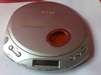 £15 • Buy Sony D-E 340 Personal CD Player ESP Max