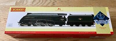 £175 • Buy Hornby R2910 BR 4-6-2 Class A4 Dominion Of Canada Commonwealth Collection Ltd Ed