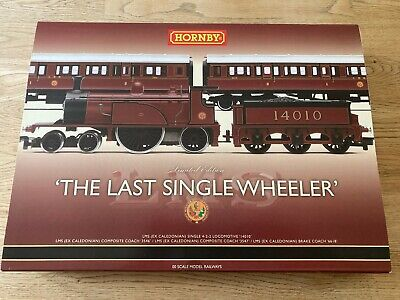£140 • Buy Hornby R2806 The Last Single Wheeler Train Pack Limited Edition DCC Ready