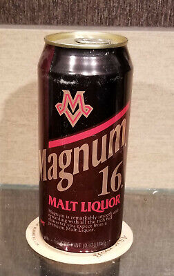 $4 • Buy Half Quart Bottom Open 16 Ounce Miller Magnum 16 Ml Stay Tab Beer Can