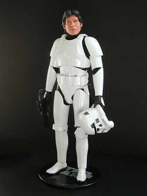 $ CDN237.92 • Buy 1/6 12 IN SIDESHOW STAR WARS Han Solo STORMTROOPER DISGUISE For Hot Toys Medicom