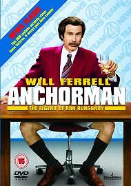 £2.99 • Buy Anchorman (DVD, 2005, ) NEW SEALED