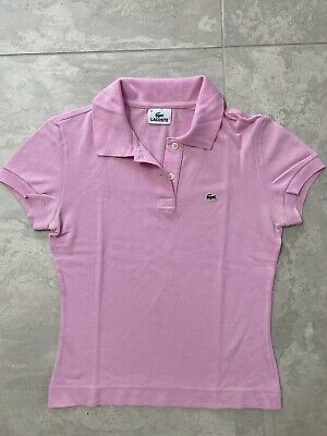 £4.50 • Buy Lacoste Pink Polo Shirt Size 38