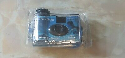 £3.99 • Buy Disposable Underwater Camera First Choice Holiday, Still Sealed.