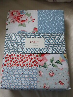£74.99 • Buy Cath Kidston Patchwork Kingsize Duvet With 2 Matching Pillowcases Reversible