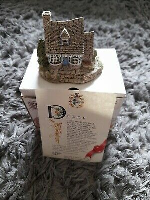 £3 • Buy Lilliput Lane Purbeck Stores 1993 Cottage Shop Boxed With Deeds Used