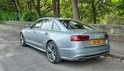 £8995 • Buy Audi A6 30 Tdi Quattro SLine *2017 Facelift* Heated Leather MMI Part Exchange PX