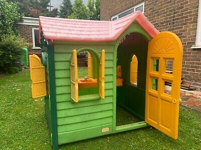 £18 • Buy Wendy House Outdoor Plastic Playhouse