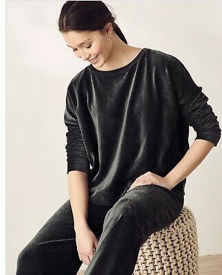 £17.99 • Buy The White Company Cord Jersey Lounge Jumper Size Small Olive RRP £59 Brand New