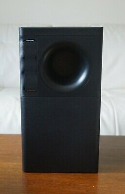 £67 • Buy Bose Acoustimass 3 Series IV Speaker System Including Manual & Cables