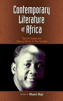 AU156 • Buy Contemporary Literature Of Africa: Tijan M. Sallah And Literary Works Of The