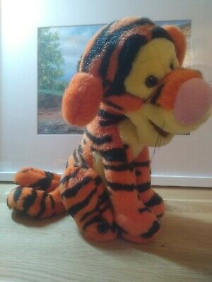 £2.20 • Buy Disney Collectable Tigger Cuddly Toy From Winnie The Pooh In Excellent Condition