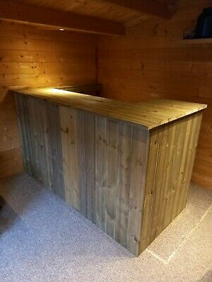 £449 • Buy Garden Bar, Indoor And Outdoor Use, Quality Strong And Stylish Build.