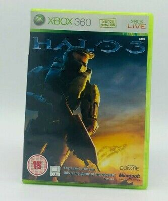 AU5.51 • Buy Halo 3 - Xbox 360 - Complete In Box With Manual