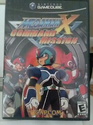 £32.44 • Buy Mega Man X Command Mission For Gamecube. Tested  Game  Case  Cover Art