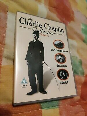 £0.99 • Buy Charlie Chaplin DVD 3 Films IN THE PARK, THE CHAMPION, TILLIES PUNCTURED ROMANCE