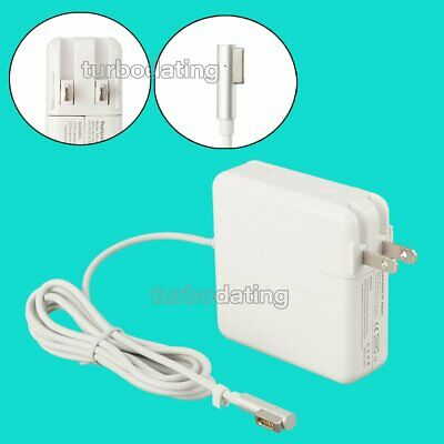 $16.90 • Buy 85W AC Adapter/Charger/Power Supply For Macbook MAC Pro 15  17 - L Tip US STOCK