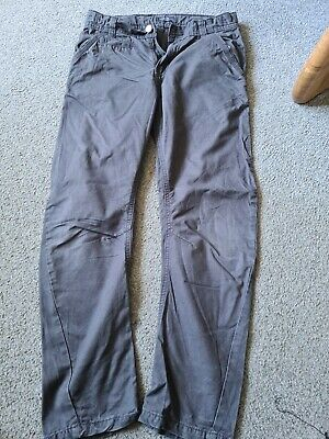 £5 • Buy Marks And Spencer Limited Collection Age 10-11 Grey Twisted Chino Trousers
